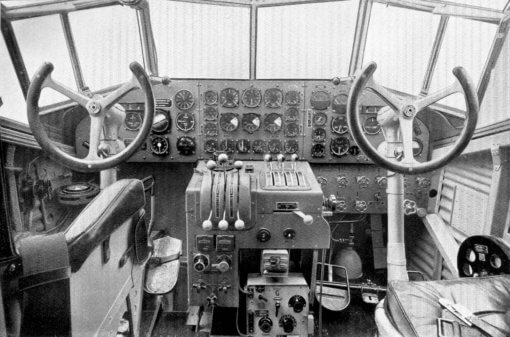 Flight Manual for the Junkers JU52