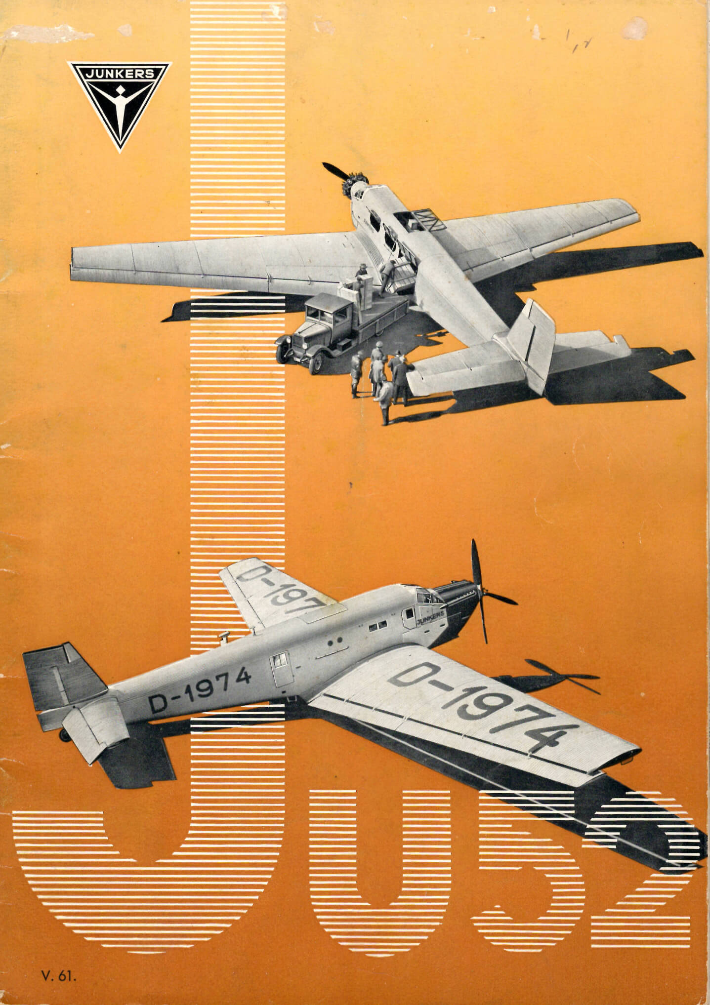 Flight Manual for the Junkers Ju52