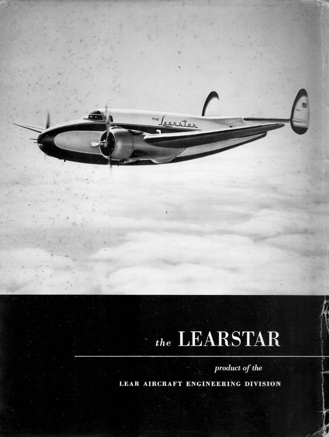 Flight Manual for the Learstar