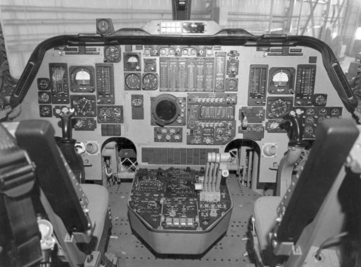 Flight Manual for the Rockwell International B-1A Lancer