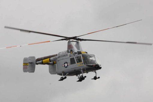 Flight Manual for the Kaman HH-43 Huskie