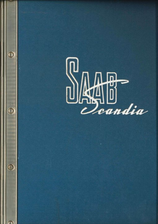 Flight Manual for the Saab 90 Scandia