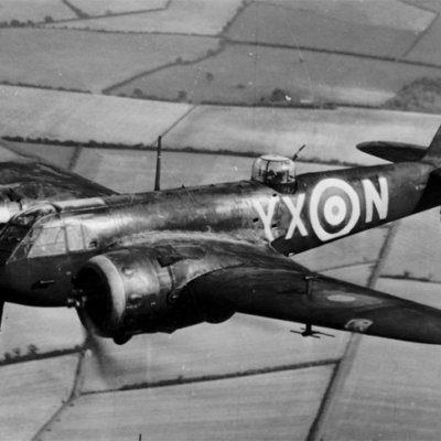 Flight Manual for the Bristol Blenheim