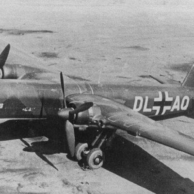 Flight Manual for the Heinkel He177