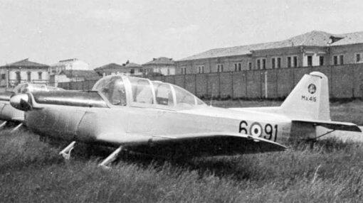 Flight Manual for the Macchi M.416