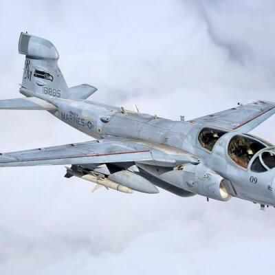Flight Manual for the Grumman EA-6 Prowler