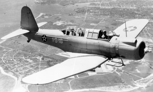 Flight Manual for the Vought Chesapeake SB2U Vindicator