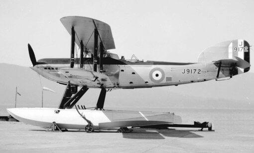 Flight Manual for the Fairey IIIF