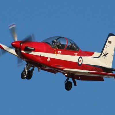 Flight Manual for the Pilatus PC-9