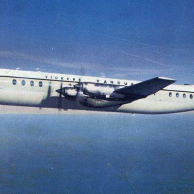 Flight Manual for the Vickers Vanguard