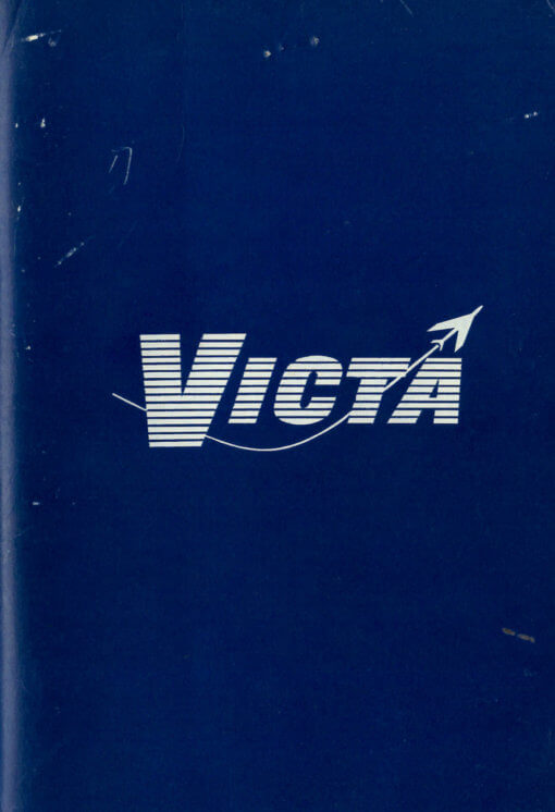 Flight Manual for the Victa (AESL) Airtourer
