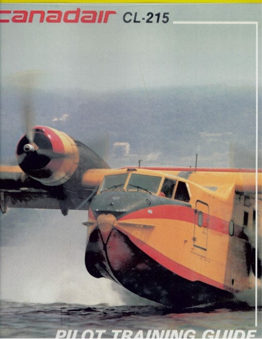 Flight Manual for the Canadair CL-215