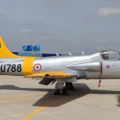 Flight Manual for the Hindustan HJT-16 Kiran