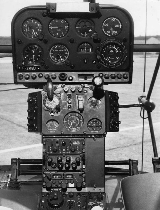 Flight Manual for the Aerospatiale Alouette II