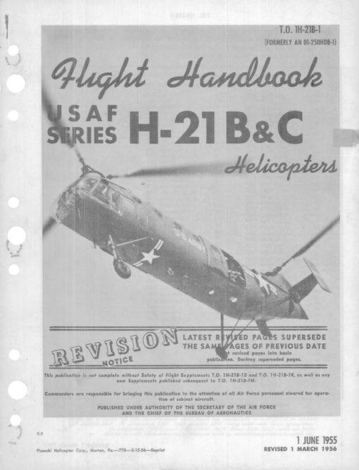 Flight Manual for the Piasecki H-21 Flying Banana