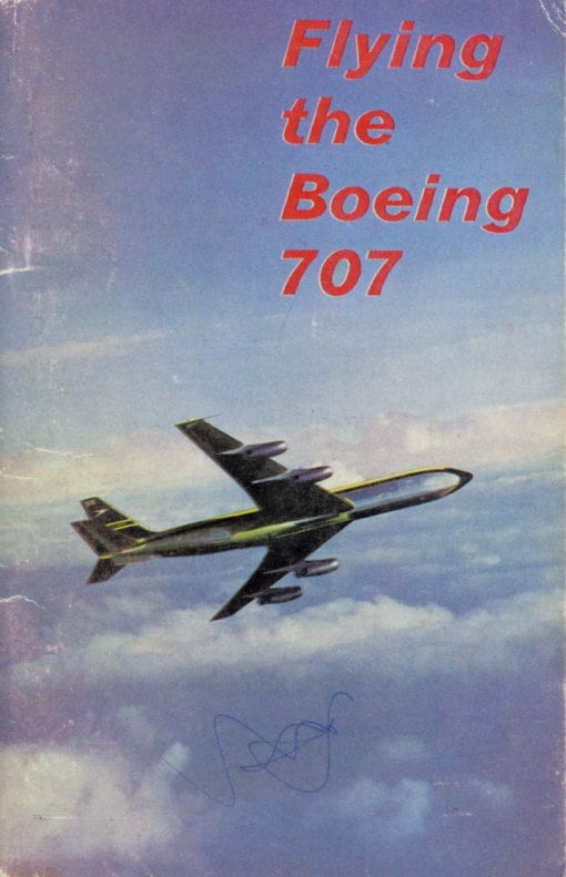Flight Manual for the Boeing 707