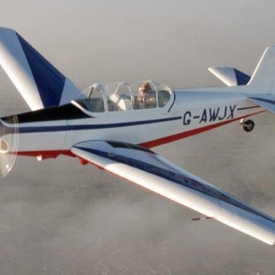 Flight Manual for the Zlin Z526F