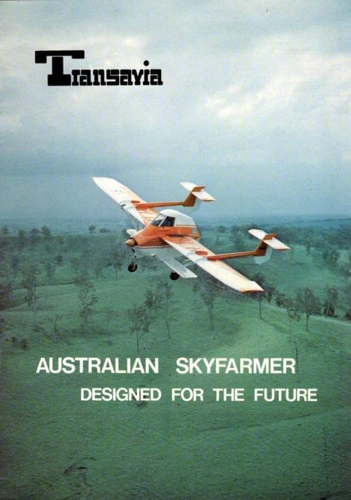 Flight Manual for the Transavia PL-12 Airtruk