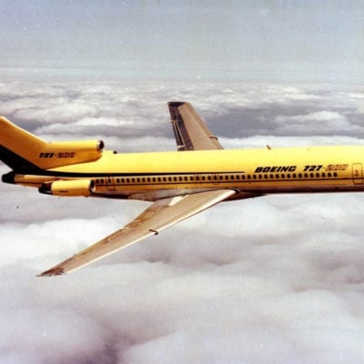 Flight Manual for the Boeing 727