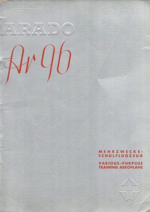 Flight Manual for the Arado Ar96