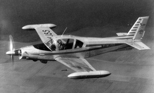 Flight Manual for the SIPA 250 Antilope