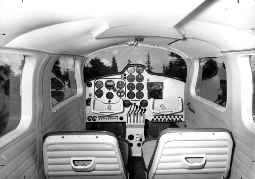 Flight Manual for the Sud Aviation Moynet M.360 Jupiter