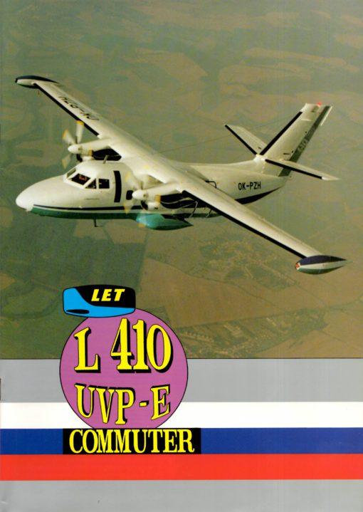 Flight Manual for the LET L410 Turbolet